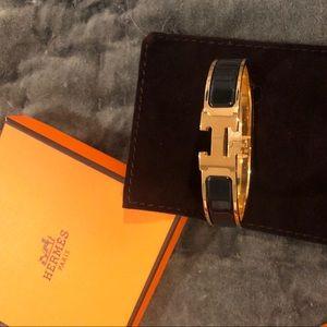 "Hermès ""H"" bracelet brand new"